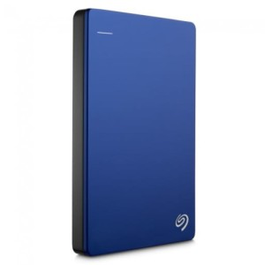 SEAGATE BACKUP PLUS SLIM 1TB DYSK ZEW. USB3.0 BLUE