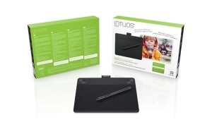WACOM INTUOS P&T S PHOTO BLACK CTH-490PK-N