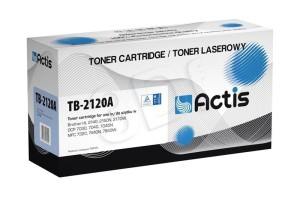 ACTIS TB-2120A BROTHER TN-2120 BLACK TONER