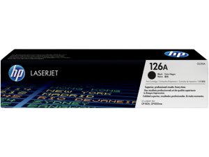 HP 126A TONER BLACK CE310A