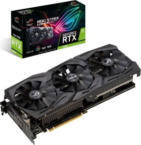 ASUS GEFORCE RTX2060 6GB/192 DDR6 ROG STRIX A6G EVO