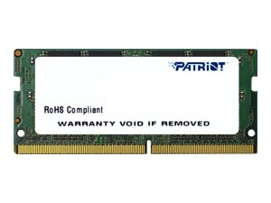 PATRIOT SIGNATURE 8GB 3200 DDR4 SODIMM PSD48G320081S