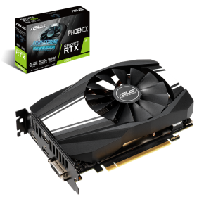 ASUS GEFORCE RTX2060 6GB/192 DDR6 PH-RTX2060-6G