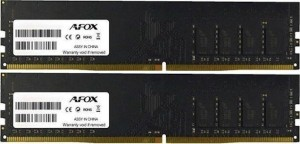 AFOX 2*8GB 3000 DDR4 CL16 AFLD416LH1CD