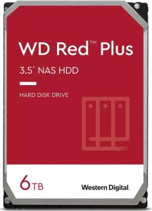 WD RED PLUS 6TB 128MB DYSK SATA WD60EFZX