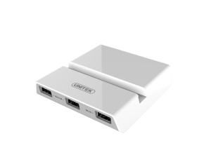 UNITEK Y-2173A 4*USB CHARGING DOCK QC 2.0