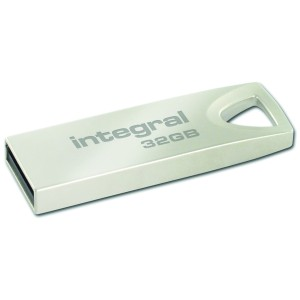 INTEGRAL ARC 32GB USB2.0 PENDRIVE INFD32GBARC
