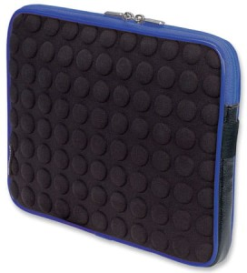 MANHATTAN TABLET BUBBLECASE BLACK/BLUE 439626