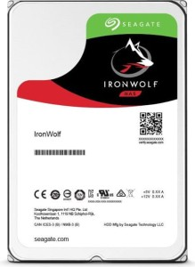 "SEAGATE IRONWOLF 3TB 64MB SATA 3,5"" ST3000VN007"
