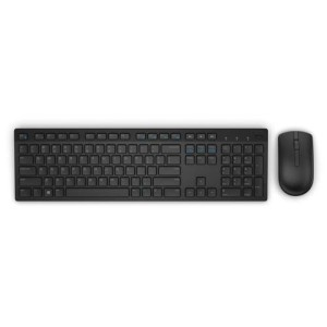DELL KM636 BLACK WIRELESS KLAWIATURA+MYSZ