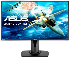 "ASUS VG278Q TN FHD 1ms 144Hz 27"" Flicker Free LED MONITOR"
