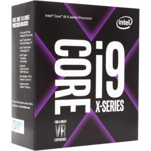 Intel CPU Core i9-7900X BOX 3.30GHz, LGA2066