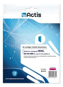 ACTIS KH-951MR HP 951XL MAGENTA TUSZ