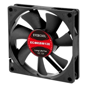 EVERCOOL DC FAN 50*50*15 WENTYLATOR