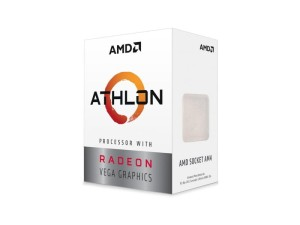AMD ATHLON 200GE 3,2GHz AM4 PROCESOR BOX YD200GC6FBBOX