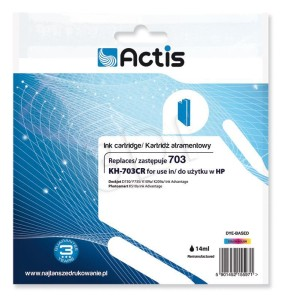 ACTIS KH-703CR HP 703 COLOR TUSZ
