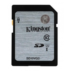 KINGSTON 32GB SDHC UHS-I SD10VG2/32GB