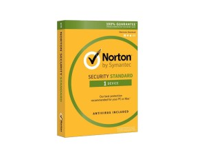 SYMANTEC NORTON SECURITY STANDARD 3.0 1PC 1ROK