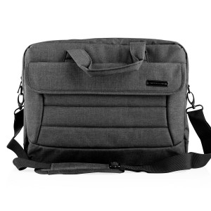 "MODECOM CHARLOTTE BLACK 15,6"" TORBA DO LAPTOPA"