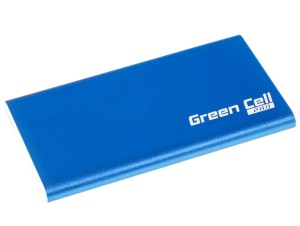 POWER BANK GREE CELL PRO 5000MAH NIEBIESKI