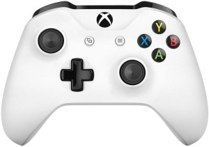 MICROSOFT XBOX ONE S WIRELESS CONTROLLER WHITE TF5-00004 PAD