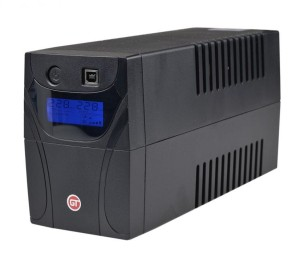 GT POWER BOX 650VA 360W UPS