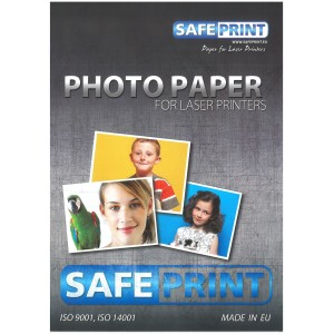 SAFEPRINT PHOTO PAPIER HIGH GLOSSY 574415
