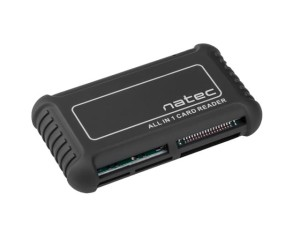 NATEC BEETLE CZYTNIK ALL IN ONE USB2.0 NCZ-0206