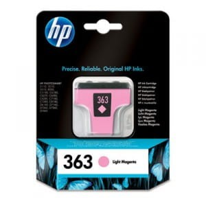 HP 363 GŁOWICA LIGHT MAGENTA