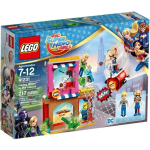 LEGO 41231 DC SUPER HERO GIRLS HARLEY QUINN