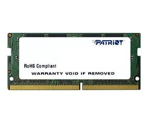 PATRIOT SIGNATURE 16GB 2666 DDR4 CL17 SODIMM