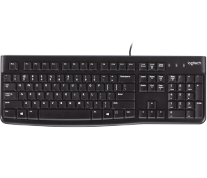 LOGITECH K120 FOR BUSINESS KLAWIATURA BLACK OEM