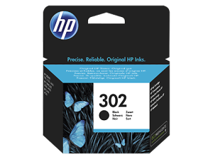HP 302 F6U66AE BLACK TUSZ