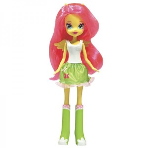 HASBRO MY LITTLE PONY EQUESTRIA A9259 FLUTTERSHY