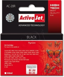 ACTIVEJET ACX-20 GŁOWICA BLACK