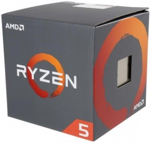 AMD RYZEN 5 1400 3,2GHz AM4 PROCESOR BOX YD1400BBAEBOX