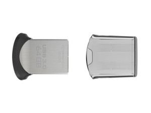 SANDISK ULTRA FIT 64GB USB 3.0 SDCZ43-064G-GAM46 PENDRIVE