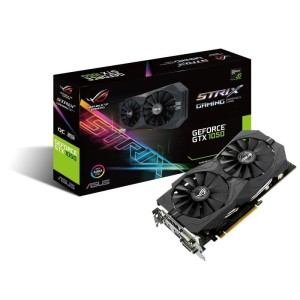 ASUS GEFORCE® GTX 1050 2048/128 STRIX-GTX1050-O2G-GAMING