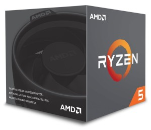 AMD RYZEN 5 2600X 4,25GHz AM4 PROCESOR BOX YD260XBCAFBOX