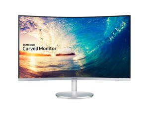 "SAMSUNG C27F591FDUX VA FHD CURVED FreeSync Flicker Free 27"" LED MONITOR"