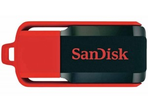 SANDISK CRUZER SWITCH 64GB USB 2.0 SDCZ52-064G-B35 PENDRIVE