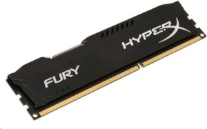 KINGSTON HYPERX FURY DDR3 DIMM 4GB 1333MHz HX313C9FB/4