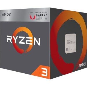 AMD RYZEN 3 2200G 3.7GHZ YD2200C5FBBOX