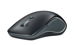 LOGITECH M560 BLACK WIRELESS MOUSE 910-003882 MYSZ