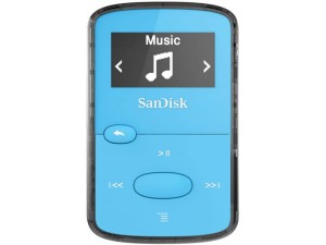 SANDISK CLIP JAM MP3 8GB BLUE SDMX26-008G-G46B