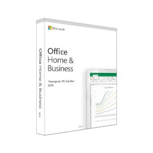 MICROSOFT OFFICE HOME & BUSINESS 2019 PL BOX T5D-03205