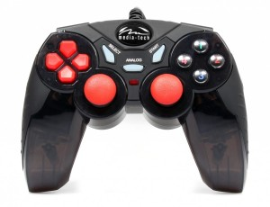 MEDIATECH MT1509 HELLSTORM XQ GAMEPAD