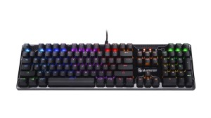 A4TECH BLOODY B810R LIGHT STRIKE RGB GAMING KLAWIATURA