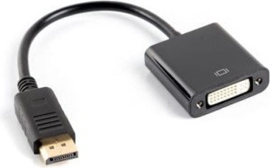 LANBERG ADAPTER DISPLAYPORT/DVI-D M/F