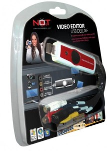 NOT ONLY TV LV5EDLX VIDEO EDITOR USB DELUXE